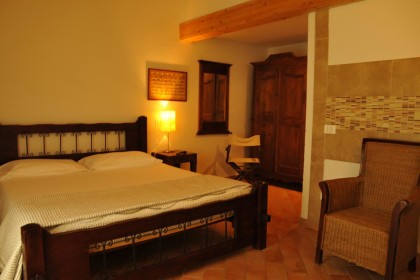 Double room (two beds)