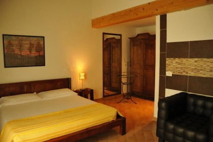 Double room (twin bed)