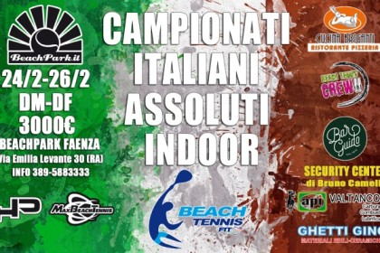 Campionati Italiani di Beach Tennis